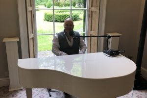 Mark the Piano Guy at Statham Lodge